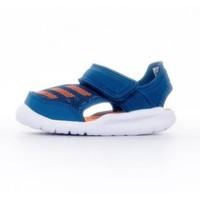 adidas 阿迪达斯 婴童包头凉鞋