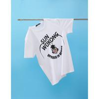 HLA海澜之家趣味短袖T恤2019夏季新品大闹天宫系列短t男女同款HNTBJ2R653A 米白花纹DP 175/92A/L