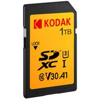 Kodak 柯达 U3 A1 V30 SD存储卡 1TB