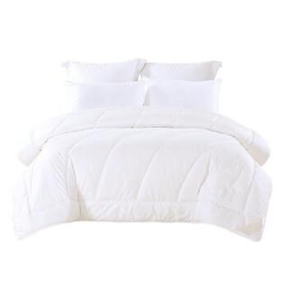 MERCURY 水星家纺 舒肤蕾澳洲羊毛抗菌冬被 (白色、200*230cm)