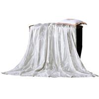 18日0点:MERCURY 水星家纺 精品蚕丝系列 一览芳华 100%蚕丝夏凉被 200*230cm