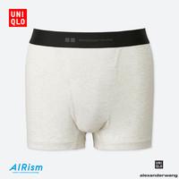 优衣库 UNIQLO 415928 男装 AIRism针织短裤