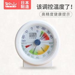 如山 JSL002 免电池温湿度计 *2件