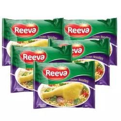 越南进口 阮婆婆(Reeva) 方便面速食面 鸡肉味泡面 325g(65g*5包入) *7件