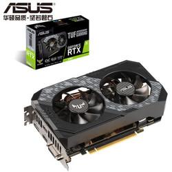 华硕 (ASUS) TUF-GeForce RTX2060-O6G-GAMING 显卡 6G
