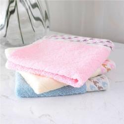洁丽雅 三条装小毛巾