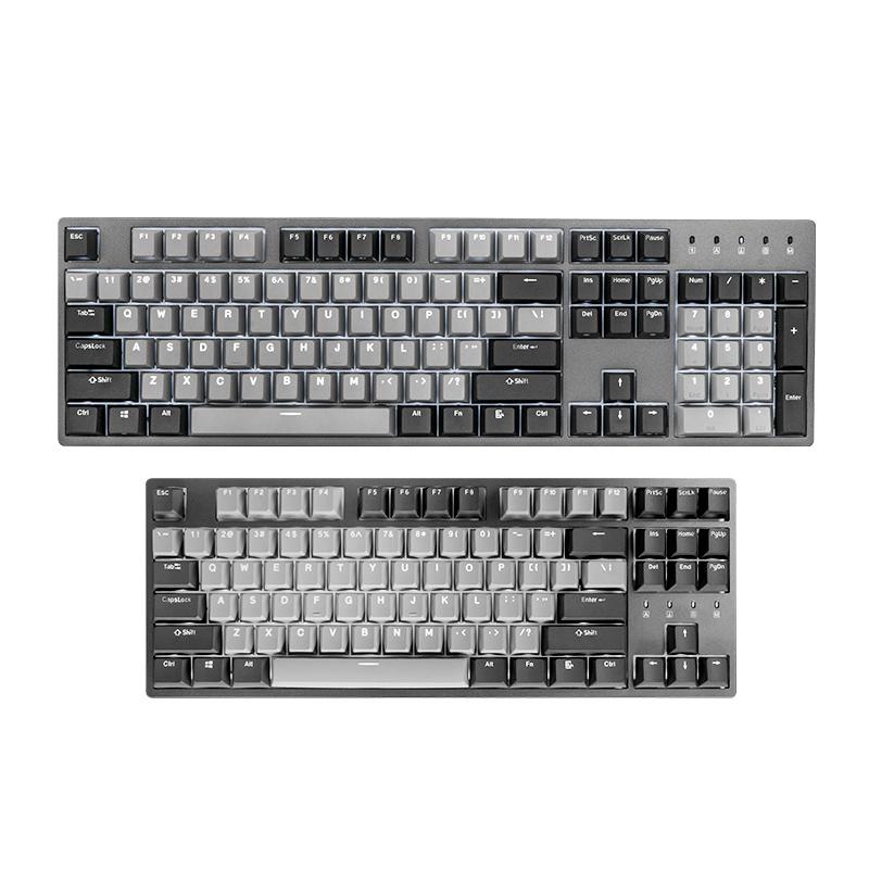 DURGOD 杜伽 背光 TAURUS K320 机械键盘