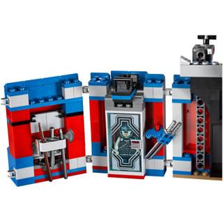 LEGO 乐高 76088 超级英雄系列 早教 拼插积木 玩具 6-14岁 雷神大战绿巨人 (小颗粒)
