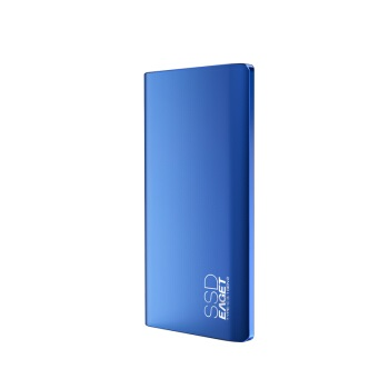 EAGET 忆捷 M10 Type-c移动固态硬盘 512GB