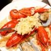 9种口味小龙虾,蒸海鲜和法国银蚝俘虏!上海静安瑞吉酒店小龙虾主题双人自助晚餐 458元/2人