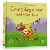 《Cow takes a bow and other tales 鞠躬的牛和其他故事》英文原版 送音频+CD