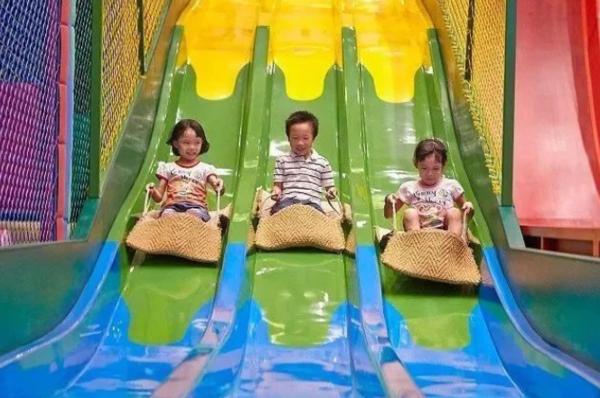 带上你256G的胃!北京嘉里大酒店自助晚餐+儿童探险乐园
