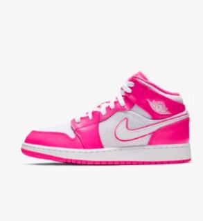 Air Jordan 1 Mid (GS) 大童运动鞋