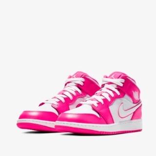 新品发售 : Air Jordan 1 Mid (GS) 大童运动鞋