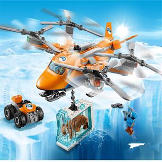 兼容乐高积木拼装极地探险系列男孩玩具儿童礼物 消防总局(广告同款)