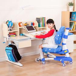 SINGAYE 心家宜 M104_M200L 手摇同步升降儿童学习桌椅套装