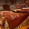 南极人NanJiren 凉席 头层牛皮席加厚夏凉空调凉席水牛皮软席子 加大双人1.8米床 180*200cm