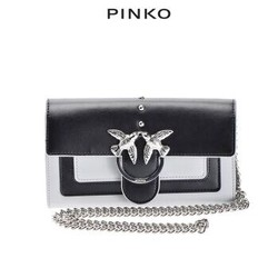 PINKO 2019春夏新品包袋燕子包飞鸟包1P21CJY5FF