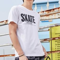 XTEP 特步 881229019126 短袖T恤