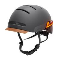 力沃(LIVALL) BH51M 智能骑行头盔 石墨黑 *3件