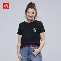 女装 (UT) SUPER MARIO印花T恤(短袖) 420008 优衣库UNIQLO
