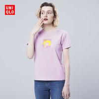 女装 (UT) SUPER MARIO印花T恤(短袖) 420478 优衣库UNIQLO
