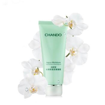 CHANDO 自然堂 100000808496 水润保湿洁面凝胶 100g