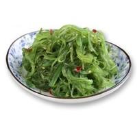 裙带菜丝 海藻丝 即食调味寿司料理海藻沙拉下饭菜即食小吃 2袋*400g/袋 *2件