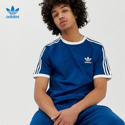 Adidas/三叶草  DY1532 男子经典短袖T恤