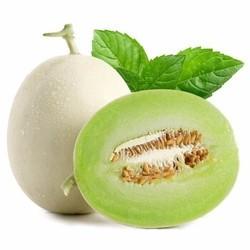 美荻斯 玉菇甜瓜  精品果 净重2.3kg-2.5kg