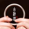 九乐 999纯银古法传承手镯 20g 135元(需用券)