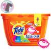 汰渍三合一三色球洗衣凝珠18颗礼盒香水型 43.8元(需用券)