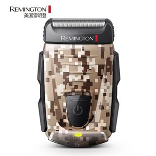 雷明登(REMINGTON)电动剃须刀全身水洗往复式便携剃胡刀 三防系列 B110FX-Y