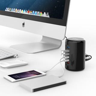 Orico/奥睿科 USB3.0 分线器HUB电脑笔记本集线器手机平板充电器