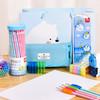 得力文具礼盒1-3年级文具套装铅笔盒小学生儿童幼儿园学习用品开学大礼物包 24.8元