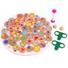 亲子找图早教游戏 形状配对颜色认知积木智力开发1-3-6岁益智玩具 28.9元
