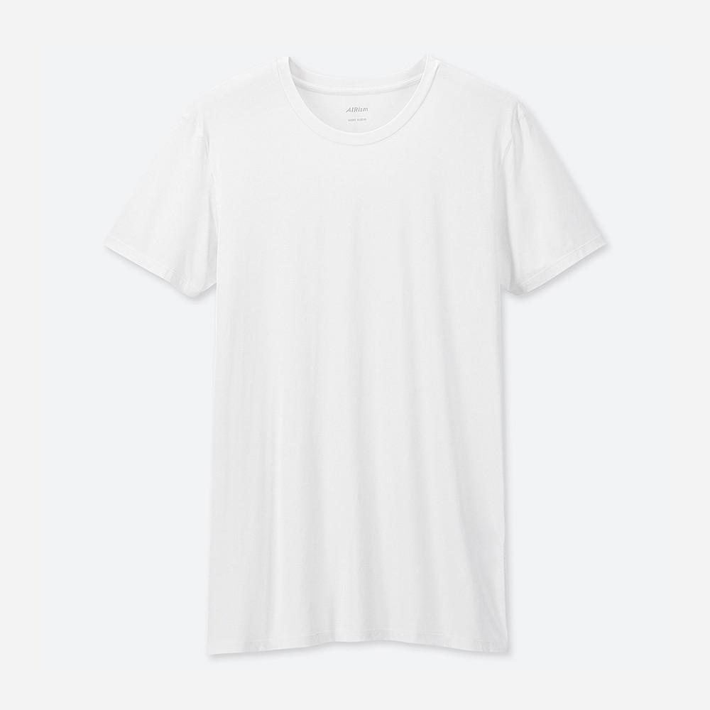 UNIQLO 优衣库 AIRism 414056 男士圆领T恤