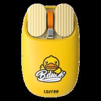 LOFREE 洛斐 MAUS 薯片 无线蓝牙鼠标 小黄鸭鼠标
