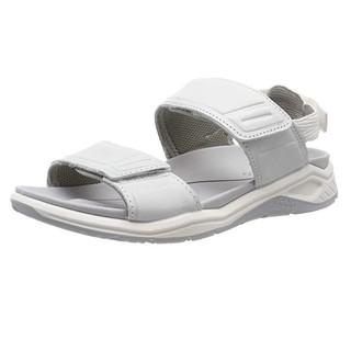 ECCO 爱步 X-trinsic 全速系列 女士真皮凉鞋 2色
