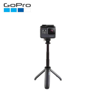 GoPro  SHORTY 迷你自拍杆三脚架 (黑色)