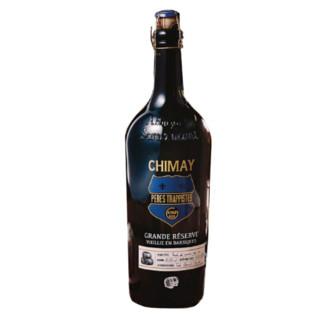 CHIMAY 智美 蓝帽啤酒 修道士精酿啤酒 (橡木桶酿制)750ml
