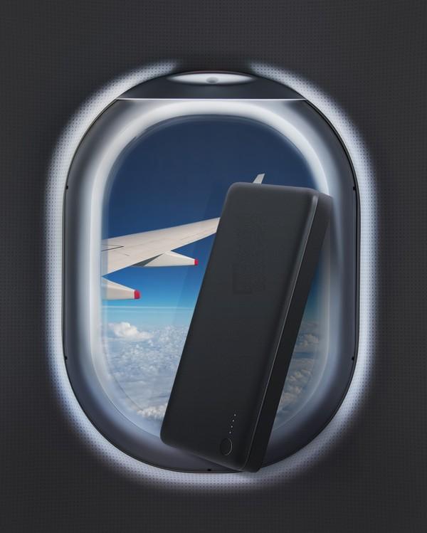 航旅无忧,可轻松带上飞机的移动电源推荐
