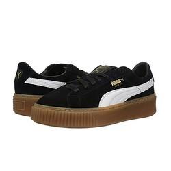 PUMA 彪马 Suede Platform Core 女款复古休闲鞋