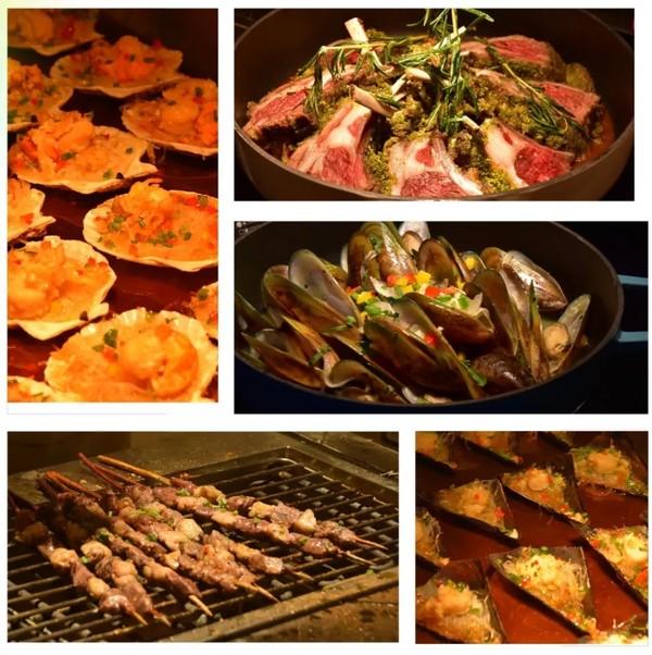 9款口味龙虾,遇上畅吃波龙海鲜盛宴!国家会展中心上海洲际酒店小龙虾自助晚餐