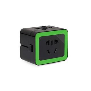 wonplug 万浦 双USB快充 多功能转换插头(送赠品)
