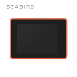 SEABIRD 海鸟 运动相机摄像机 (橙色 )