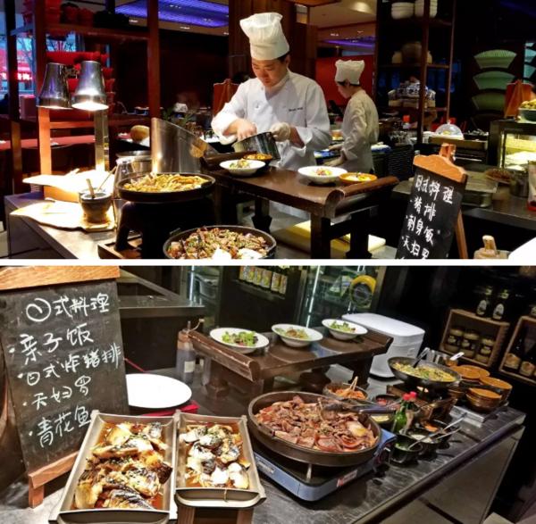 海陆盛宴,一盘回本!济南富力凯悦酒店自助午餐/晚餐
