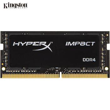 Kingston 金士顿  Impact系列 笔记本内存 (8GB、DDR4 2800-2666)