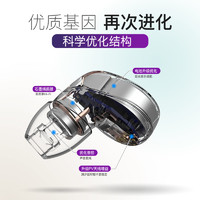 Soaiy 索爱 T3S 蓝牙耳机 (炫酷黑、通用、入耳式)