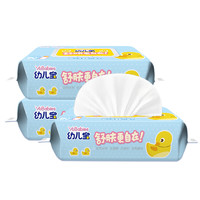 幼儿宝 婴儿清洁手口湿巾 80抽 4包装
